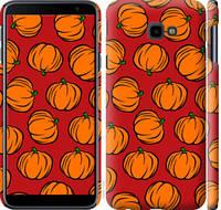 "Чехол на Samsung Galaxy J4 Plus 2018 Тыквы ""4554c-1594-25032"""