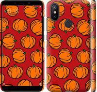 """Чехол на Xiaomi Mi A2 Тыквы """"4554c-1481-25032"""""""