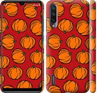 """Чехол на Xiaomi Mi A3 Тыквы """"4554c-1737-25032"""""""