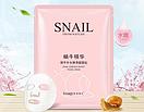 Разглаживающая маска для лица Images Snail с экстрактом японской вишни 30 g, фото 2