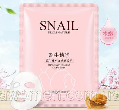 Разглаживающая маска для лица Images Snail с экстрактом японской вишни 30 g