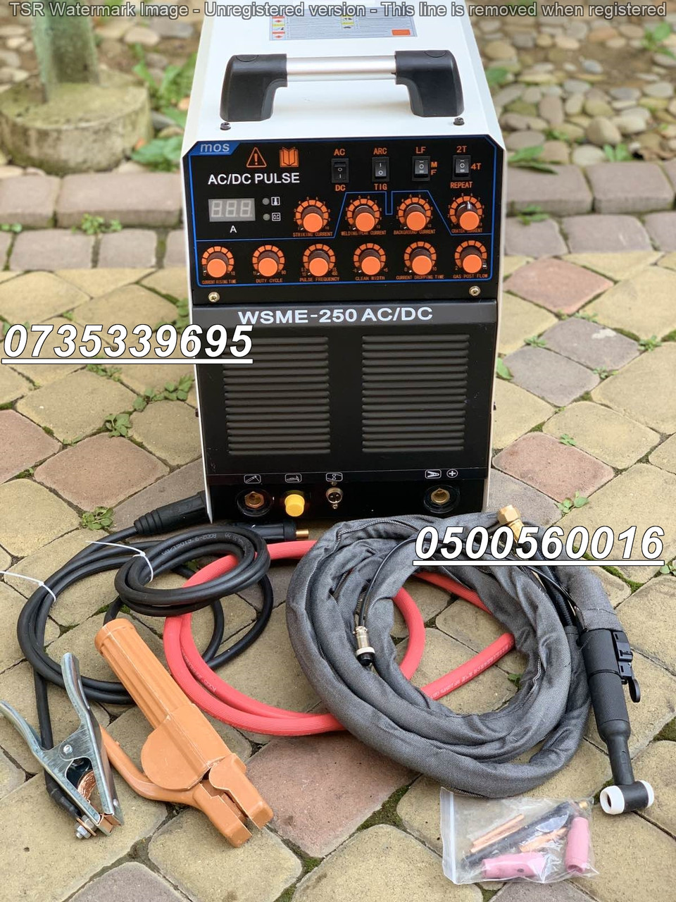 Аргонодуговой сварочный аппарат Луч Профи WSME 250 AC/DC
