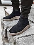 Ботинки - Мужские ботинки зимние на меху, фото 2