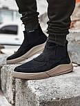 Ботинки - Мужские ботинки зимние на меху, фото 4