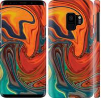 """Чехол на Samsung Galaxy S9 Абстрактный фон """"4547c-1355-25032"""""""