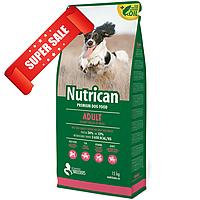 Сухой корм для собак Nutrican Adult 3 кг
