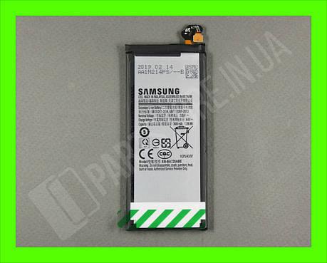 Аккумулятор Samsung j730 j7 2017 (EB-BA720ABE) GH43-04688B сервисный оригинал, фото 2