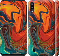 """Чехол на Samsung Galaxy M10 Абстрактный фон """"4547c-1661-25032"""""""