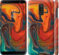 """Чехол на Samsung Galaxy J8 2018 Абстрактный фон """"4547c-1511-25032"""""""
