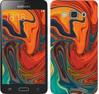 """Чехол на Samsung Galaxy J3 Pro Абстрактный фон """"4547u-840-25032"""""""