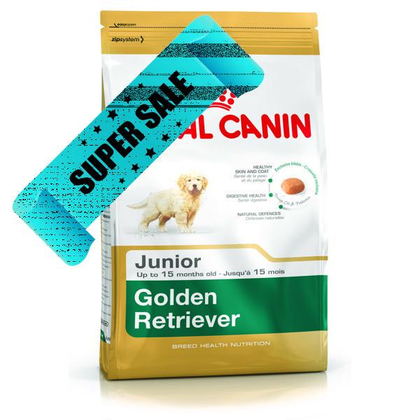 Сухой корм для собак Royal Canin Golden Retriever Junior 12 кг