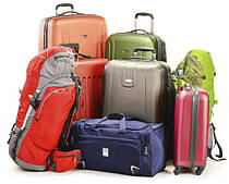 Чемоданы, дорожные сумки, рюкзаки