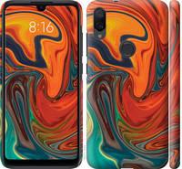 """Чехол на Xiaomi Mi Play Абстрактный фон """"4547c-1644-25032"""""""