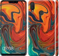 """Чехол на Huawei Nova 3i Абстрактный фон """"4547c-1541-25032"""""""