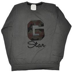 """Детский батник """"G Star """" из трикотажа, для мальчиков 8-9/9-10/10-11/11-12 лет (4 ед в уп)"""