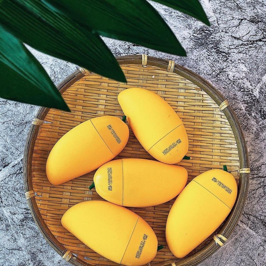 Крем для рук Wokali FRUIT Mango 45 гр