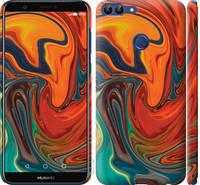 "Чехол на Huawei P Smart Абстрактный фон ""4547c-1346-25032"""