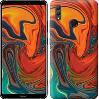 "Чехол на Huawei Honor Note 10 Абстрактный фон ""4547u-1558-25032"""