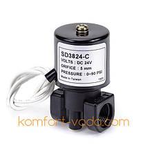 """Електромагнітний клапан KP-SD3824-C, 3/8""""ВР, 24V/DC"""