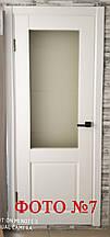 """Дверной блок """"Нордика 140"""" эмаль белая (в комплекте с коробкой, наличниками и фурнитурой)"""