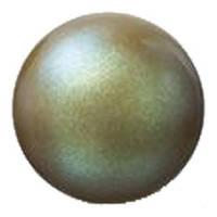 Жемчуг Preciosa (Чехия) Pearlescent 6 мм, Pearlescent Khaki