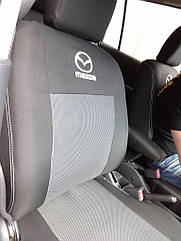 Авточехлы Mazda 3 Sedan с 2003 г