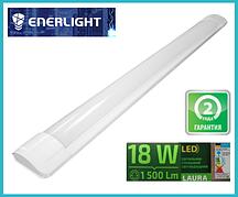 Светильник светодиодный  18W 1500lm ENERLIGHT LAURA 6500К
