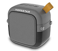 Колонка Hopestar H5 mini - беспроводная Bluetooth двухцветная