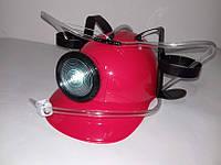Каска для пива МЧСника с фонарем, фото 1