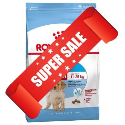 Сухой корм для собак Royal Canin Medium Puppy 1 кг
