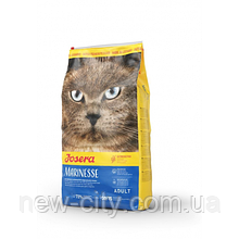 Josera (Йозера) MARINESSE  гипоаллергенный беззерновой корм для кошек 4.25kg