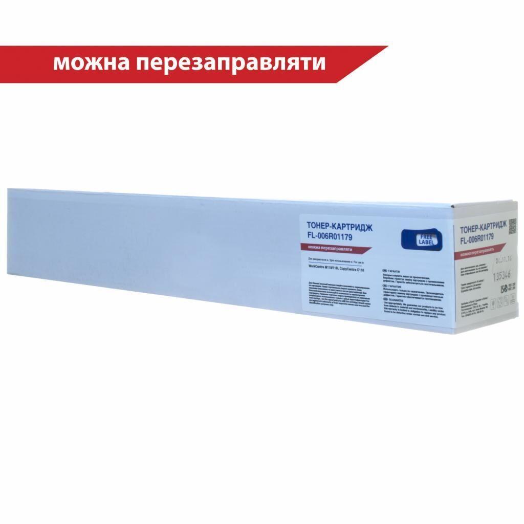 Тонер-картридж FREE Label XEROX 006R01179 (WC M118) (FL-006R01179)