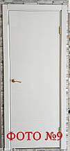 """Дверной блок """"RIO стайл 4"""" глухое эмаль слоновая кость (в комплекте с коробкой, наличниками и фурнитурой)"""