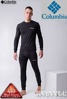 "Термобелье Columbia мужское OMNI-HEAT + термоноски ""Columbia"" в подарок"