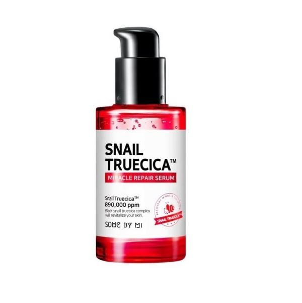 Some By Mi Snail Truecica Miracle Repair Serum Восстанавливающая сыворотка