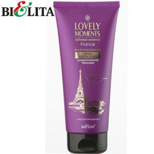 Bielita - Lovely Moments Парфюмированный крем для тела France Романтическая Франция 200ml