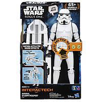 Интерактивный Штурмовик Звездные Войны - Stormtrooper, Star Wars, Rogue One, Hasbro - 138294
