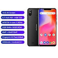 4g Смартфон Ulefone s10 Pro , 4 ядра, 2/16 Гб, 3300мАч