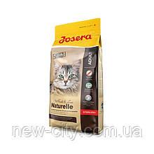 Josera NATURELLE беззерновой корм для стерилизованных кошек 2кг