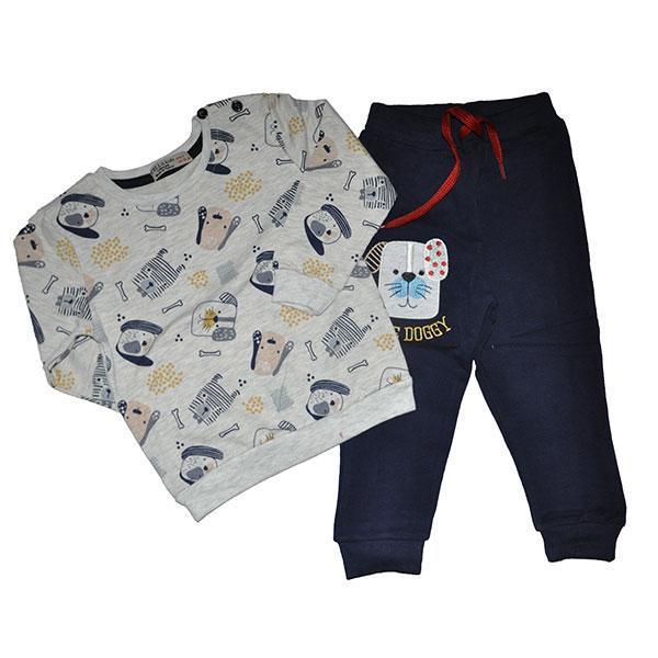 Детский трикотажный костюм , 1-4 года (4 ед в уп)