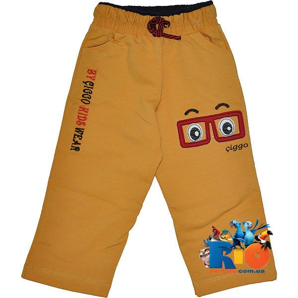 """Детские бриджи  """"Kids Wear"""" , трикотажные , для мальчиков (рост 80-86-92-98 см)"""