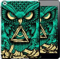 """Чехол на iPad mini 3 Сова Арт-тату """"3971c-54-25032"""""""