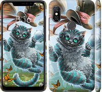 "Чехол на Xiaomi Redmi Note 6 Pro Чеширский кот 2 ""3993c-1551-25032"""