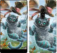 "Чехол на Xiaomi Mi MiX 2 Чеширский кот 2 ""3993u-1067-25032"""