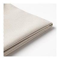 IKEA ФРЁСЁН Чехол для подушки на сиденье/спинку, для сада бежевый, 116x45 см, (303.917.14)