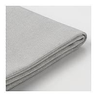 IKEA ВАЛЛЕНТУНА Чехол подлокотника, Оррста  светло-серый, (903.295.64)