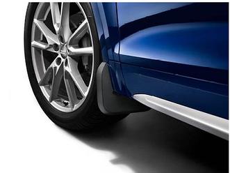 Брызговики Audi Q8 (18-) S-Line передние, кт 2шт 4M8075116