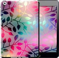 """Чехол на iPad mini 3 Листья """"2235c-54-25032"""""""