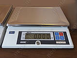 Весы электронные до 6кг ВТА-60/6-7D-АL с аккумулятором, фото 2