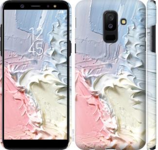"""Чехол на Samsung Galaxy A6 Plus 2018 Пастель """"3981c-1495-25032"""""""
